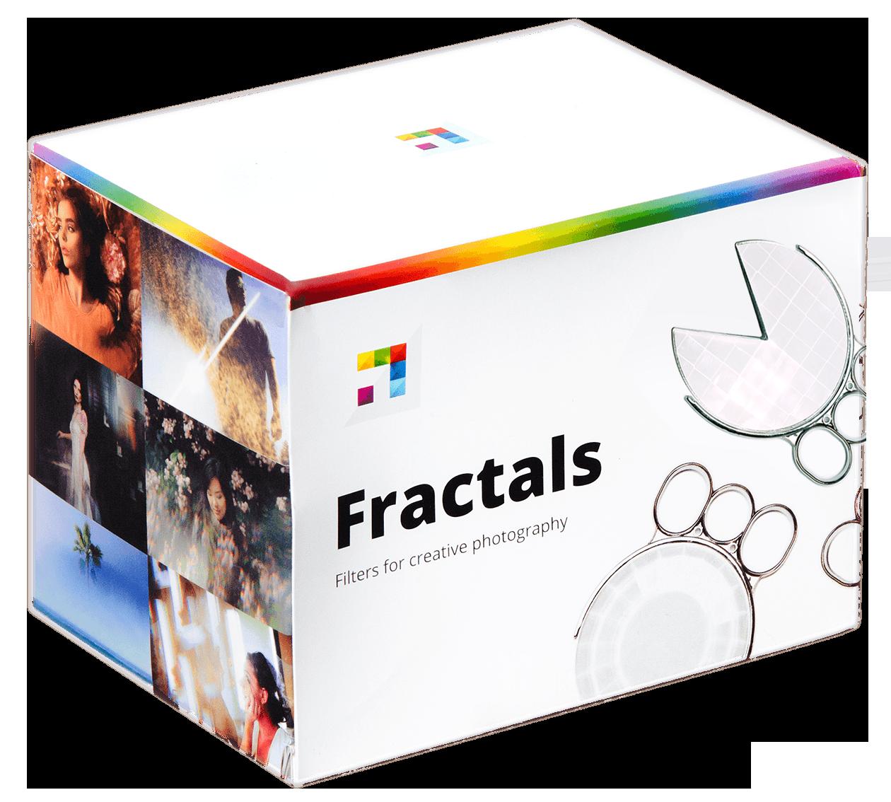Fractals Classic 3-Pack